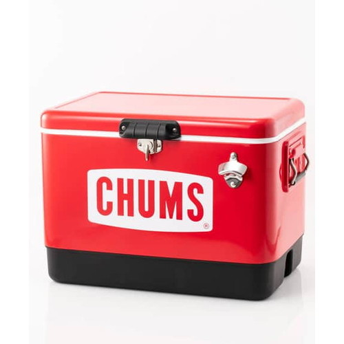 (CHUMS)チャムス チャムススチールクーラーボックス54L