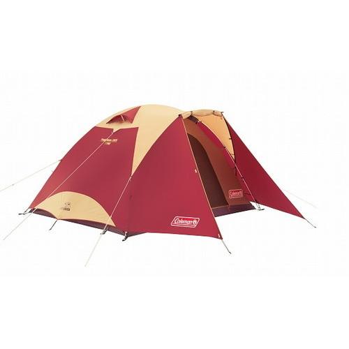 (Coleman)コールマン タフドーム/3025 スタートパッケージ バーガンディ|テント アウトドア アウトドア用品 アウトドアー 用品 アウトドアグッズ キャンプ キャンプ用品 おしゃれ バーベキュー bbq
