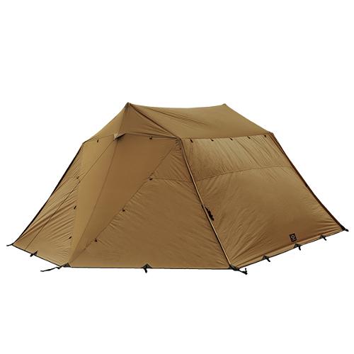 (Helinox)ヘリノックス Tac フィールドタープ6.0 コヨーテ | キャンプ キャンプ用品 アウトドア用品 アウトドアグッズ アウトドア おしゃれ タープ キャンプグッズ タープテント テント バーベキュー バーベキュー用品 bbq 簡易テント ポールテント ポール キャンプテント