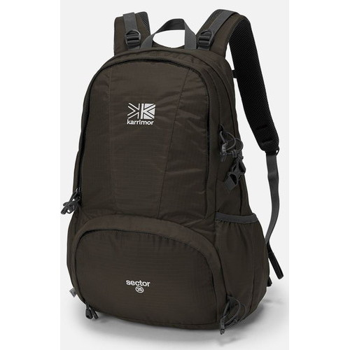(karrimor)カリマー セクター 25 シンダー | リュック 大容量 メンズ レディース バックパック ザック キャンプ アウトドア 登山 トレッキング 旅行 通学 通勤 おしゃれ