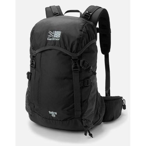 (karrimor)カリマー タトラ 20 ブラック | リュック 大容量 メンズ レディース バックパック ザック キャンプ アウトドア 登山 トレッキング 旅行 通学 通勤 おしゃれ