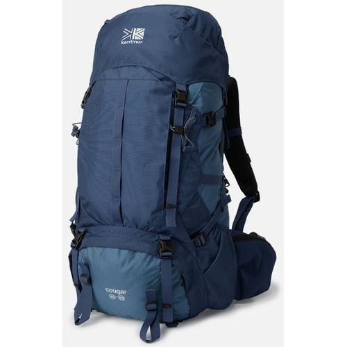 (karrimor)カリマー クーガー 45-60 ネイビー | リュック 大容量 メンズ レディース バックパック ザック キャンプ アウトドア 登山 トレッキング 旅行 おしゃれ