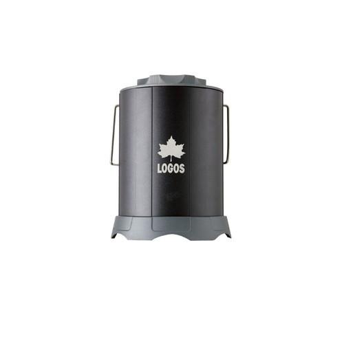 (LOGOS)ロゴス マイティー火消し壺 |アウトドア アウトドア用品 アウトドアー 用品 アウトドアグッズ キャンプ キャンプ用品