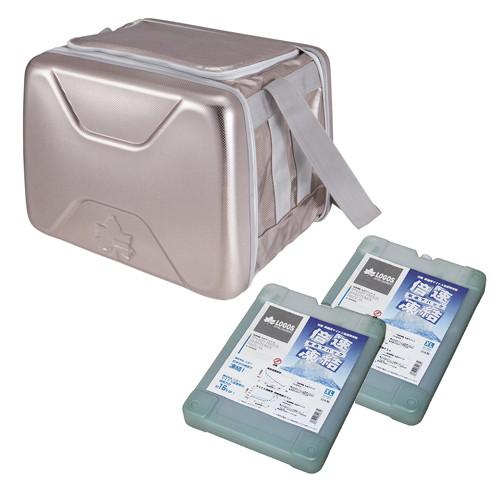 (LOGOS)ロゴス ハイパー氷点下クーラーXL+倍速凍結・氷点下パックXL×2個お買い得3点セット| クーラーボックス コンパクト 大容量 アウトドア アウトドア用品 アウトドアグッズ バーベキュー bbq 保冷ボックス クーラーバッグ クーラーバック 保冷バッグ 保冷バック