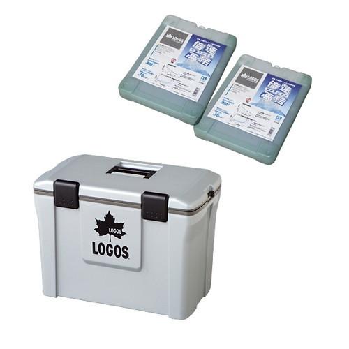 LOGOS ロゴス 購入 アクションクーラー25 グレー +倍速凍結 氷点下パックXL×2お買い得3点セット クーラーボックス ソフトクーラー 保冷バッグ クーラー 保冷ボックス 激安通販 保冷バック クーラーBOX クーラーバック クーラーバッグ