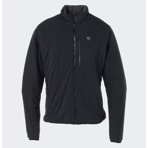 (Mountain Hardwear)マウンテンハードウェア コアストラータジャケット (010)ブラック S
