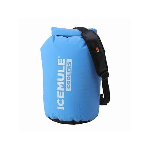 (ICEMULE)アイスミュール クラッシッククーラー L 20L ブルー |キャンプ用品 アウトドア用品 ソフトクーラー グッズ バッグ バック キャンプ アウトドア バーベキュー クーラーバッグ 保冷 bbq 便利