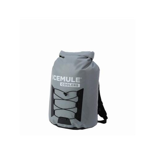 (ICEMULE)アイスミュール プロクーラー L 20L グレー |リュック キャンプ用品 おしゃれ アウトドア用品 グッズ バッグ バック キャンプ アウトドア バーベキュー クーラーバッグ 保冷 便利 クーラーバック
