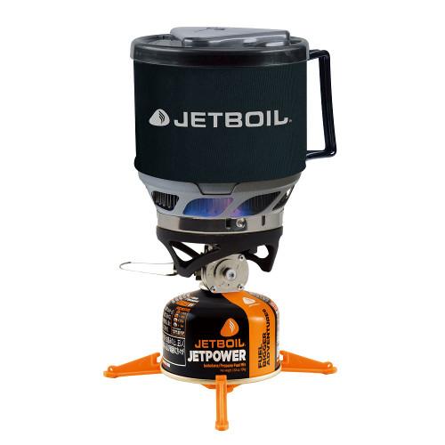 JETBOIL ジェットボイル ミニモ 高品質新品 新色追加 カーボンロゴ
