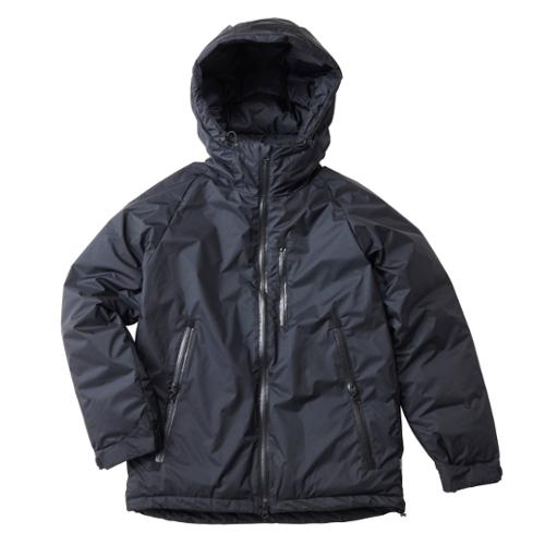ナンガ オーロラダウンジャケット (BLK) L | ダウンジャケット メンズ 防寒着 ダウン ジャケット アウター 登山 キャンプ 撥水 秋冬 暖かい アウトドア ブランド おしゃれ