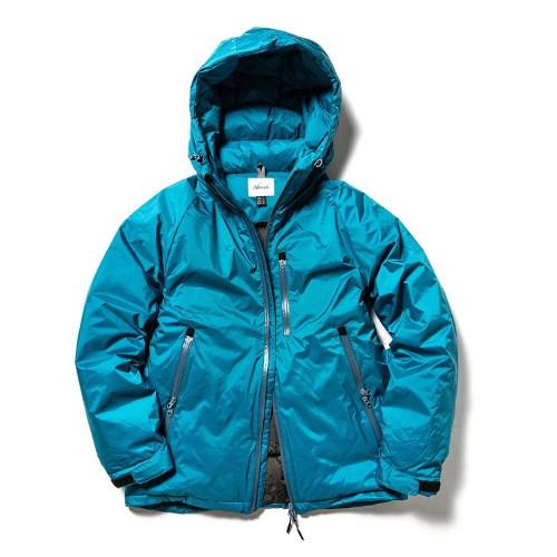 (NANGA)ナンガ ナンガ オーロラダウンジャケット (TQS) L | ダウンジャケット メンズ 防寒着 ダウン ジャケット アウター 登山 キャンプ 撥水 秋冬 暖かい アウトドア ブランド おしゃれ