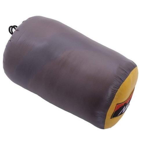 (NANGA)ナンガ UDD BAG280YELLレギュラー   シュラフ マミー 夏 寝袋 スリーピングバッグ 寝具 防災用品 アウトドア キャンプ 焚き火 登山 おしゃれ
