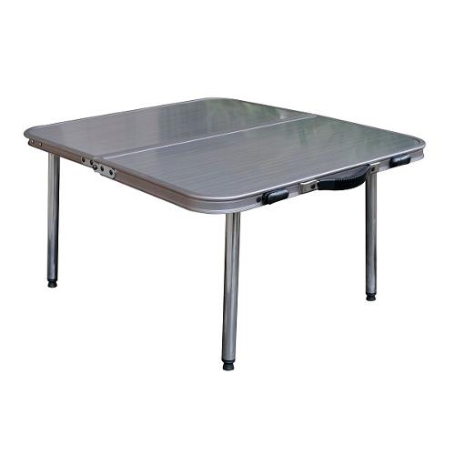 (Onway)オンウェー ステンローテーブル | テーブル 折りたたみ コンパクト アウトドア キャンプ バーベキュー BBQ おしゃれ キャンプ用品 アウトドア用品 アウトドアグッズ バーベキュー用品 折り畳みテーブル おりたたみテーブル 軽量 コンパクトテーブル 便利 グッズ