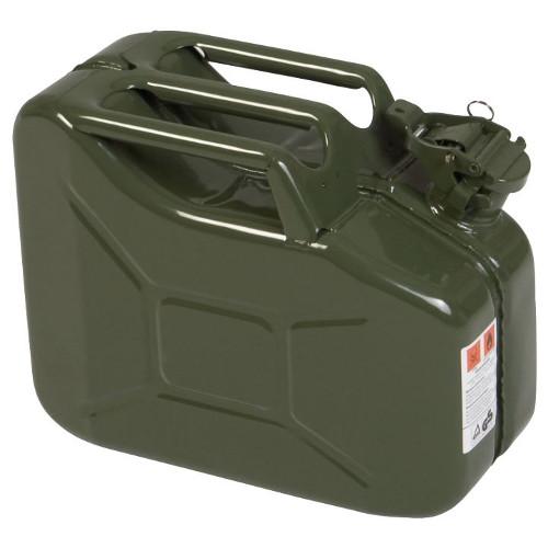 (HUNERSDORFF)ヒューナスドルフ Metal Kanister CLASSIC 10L OV