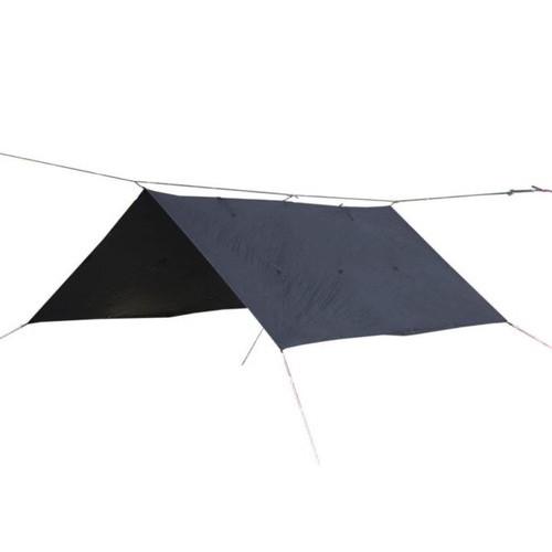 (Bush Craft)ブッシュクラフト オリガミタープ ORIGAMI TARP 3*3 ブルーステッチ 300×290cm | アウトドア キャンプ アウトドア用品 キャンプ用品 キャンプグッズ アウトドアグッズ おしゃれ バーベキュー bbq 日よけ 日除け シェード サンシェード タープ タープテント