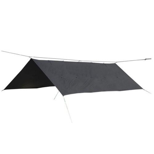 (Bush Craft)ブッシュクラフト オリガミタープ ORIGAMI TARP 4.5*3 レッドステッチ 400×290cm   アウトドア キャンプ アウトドア用品 キャンプ用品 キャンプグッズ アウトドアグッズ おしゃれ バーベキュー bbq 日よけ 日除け シェード サンシェード タープ タープテント
