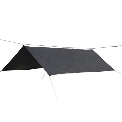 (Bush Craft)ブッシュクラフト オリガミタープ ORIGAMI TARP 4.5*3 ブルーステッチ 400×290cm | アウトドア キャンプ アウトドア用品 キャンプ用品 キャンプグッズ アウトドアグッズ おしゃれ バーベキュー bbq 日よけ 日除け シェード サンシェード タープ タープテント