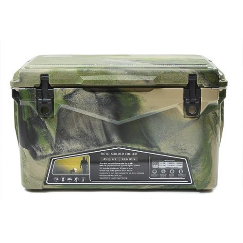 (CuriaceTrading)キュリアストレーディング アイスエイジクーラー 45QTクーラーボックス (Army Camo)