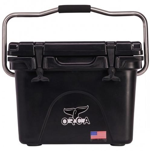 (ORCA)オルカ Black/Black 20 Cooler |クーラーBOX 小型 20リットル 20L クーラー クーラーバック 保冷バック 保冷バッグ 保冷ボックス クーラーバッグ クーラーボックス アウトドア アウトドア用品 アウトドアグッズ キャンプ キャンプ用品 おしゃれ