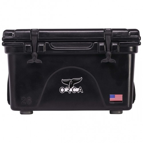 (ORCA)オルカ Black/Black 26 Cooler | バック バッグ ボックス クーラーBOX クーラー クーラーバック 保冷バック 保冷バッグ 保冷ボックス クーラーバッグ クーラーボックス アウトドア アウトドア用品 アウトドアグッズ キャンプ キャンプ用品 おしゃれ