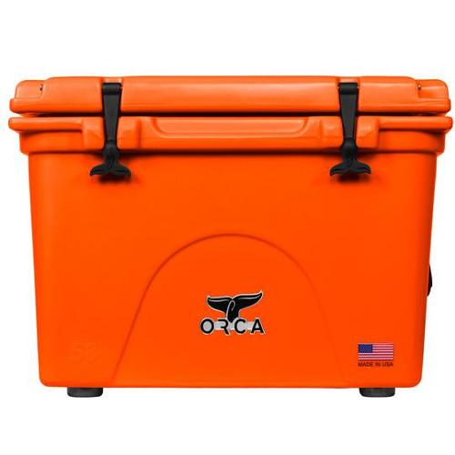 (ORCA)オルカ Blaze Orange 58 Cooler