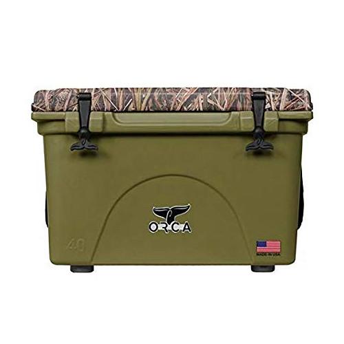 (ORCA)オルカ Mossy Oak Blades Green 40|クーラーBOX ボックス クーラー クーラーバック 保冷バック 保冷バッグ 保冷ボックス クーラーバッグ クーラーボックス アウトドア アウトドア用品 アウトドアグッズ キャンプ キャンプ用品 おしゃれ
