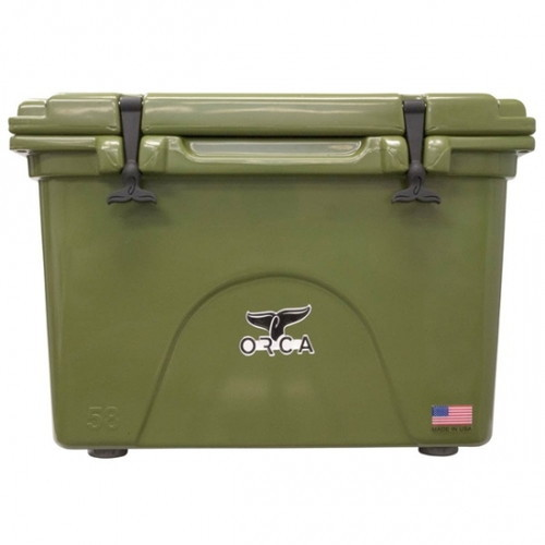 (ORCA)オルカ Green 58 Cooler | クーラーボックス クーラーBOX クーラー クーラーバック 保冷バック 保冷バッグ 保冷ボックス クーラーバッグ アウトドア アウトドア用品 アウトドアグッズ キャンプ キャンプ用品 おしゃれ