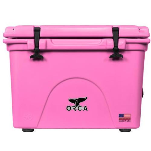 (ORCA)オルカ Pink 58 Cooler|クーラーBOX ボックス クーラー クーラーバック 保冷バック 保冷バッグ 保冷ボックス クーラーバッグ クーラーボックス アウトドア アウトドア用品 アウトドアグッズ キャンプ キャンプ用品 おしゃれ