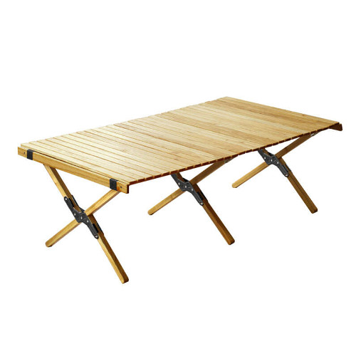 (OUTPUT LIFE)アウトプットライフ ウッドロールトップテーブルS ブラック