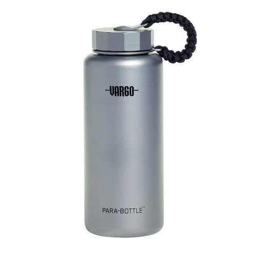 (VARGO)バーゴ チタニウムパラボトル |マグボトル 水筒 ボトル チタンボトル アウトドア アウトドア用品 アウトドアグッズ キャンプ キャンプ用品 おしゃれ