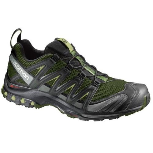 (SALOMON)サロモン XA PRO 3DCHIVE/BLACK/BELUGA 26.5cm | アウトドア シューズ 靴 アウトドアシューズ メンズ スニーカー くつ ランニング トレラン トレイルランニング トレイルランニングシューズ ハイキングシューズ 登山 ランニングシューズ トレッキングシューズ