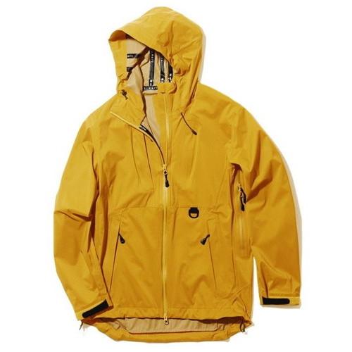 (snow peak)スノーピーク 2.5レイヤー ワンダーラスト ジャケット (Mustard)
