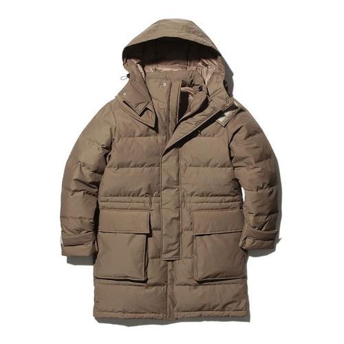 (snow peak)スノーピーク (snow peak)スノーピーク FR Down Coat Brown