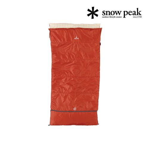 (snow peak)スノーピーク セパレートシュラフ オフトンワイド /BD-103 (snowpeak) | アウトドア アウトドア用品 用品 アウトドアグッズ キャンプ キャンプ用品 寝袋 シュラフ かわいい 防寒 スリーピングバッグ シェラフ 登山 登山用品 おしゃれ ねぶくろ おうちキャンプ