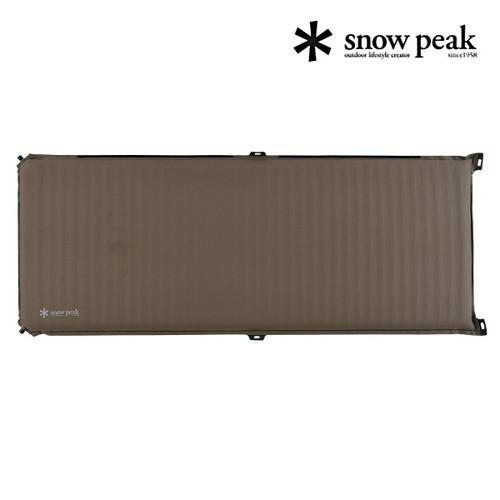 (snow peak)スノーピーク キャンピングマット2.5w (snowpeak) |アウトドア アウトドア用品 アウトドアー 用品 アウトドアグッズ キャンプ キャンプ用品