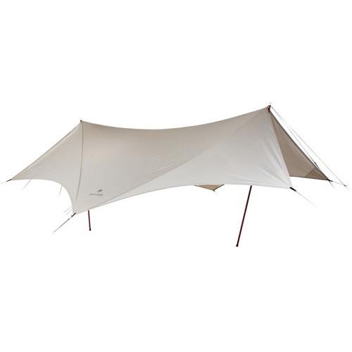 (snow peak)スノーピーク HDタープ ヘキサエヴォ Pro.アイボリー /TP-260IV|タープテント テント ヘキサタープ タープ アウトドア アウトドア用品 アウトドアー 用品 アウトドアグッズ キャンプ キャンプ用品 おしゃれ たーぷ バーベキュー bbq (snowpeak)