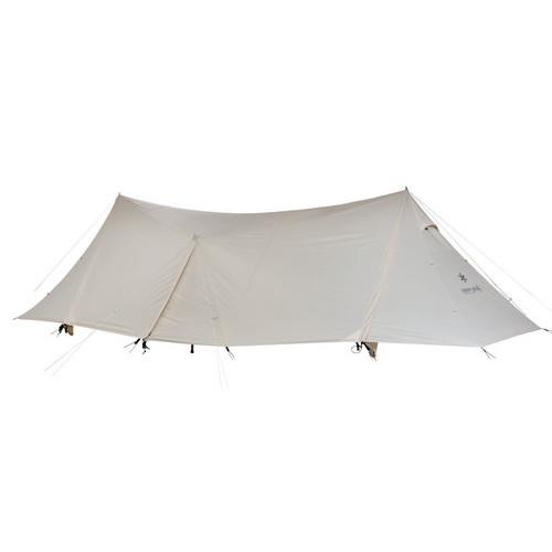(snow peak)スノーピーク ランドステーションL アイボリー /TP-821IV|タープテント テント タープ アウトドア アウトドア用品 アウトドアー 用品 アウトドアグッズ キャンプ キャンプ用品 おしゃれ たーぷ バーベキュー bbq (snowpeak)
