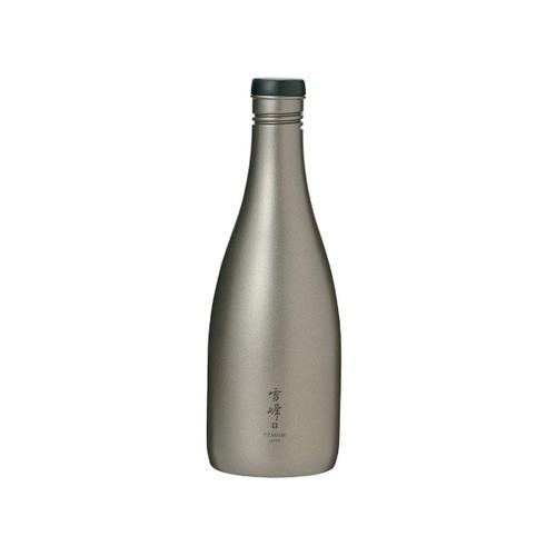 (snow peak)スノーピーク 酒筒(サカヅツ) Titanium (snowpeak) |アウトドア アウトドア用品 アウトドアー 用品 アウトドアグッズ キャンプ キャンプ用品