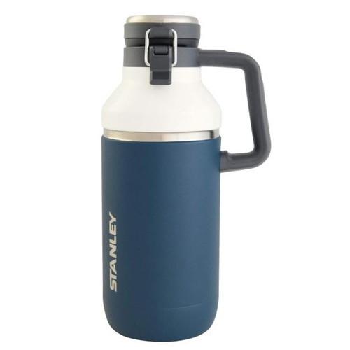(STANLEY)スタンレー ゴーシリーズ セラミバック 真空グロウラー 1.9L ネイビー | ステンレス ボトル ステンレスボトル アウトドア用品 キャンプ用品 おしゃれ キャンプグッズ アウトドアグッズ キャンプ 便利 アウトドア グッズ マイボトル マイ水筒 オシャレ 登山