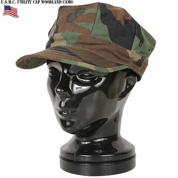 Real thing new article U S  Marine Corps U S M C  In sig near of the  Woodland cap << WIP03 >> Marine Corps is the U S  forces Marine Corps cap  of the