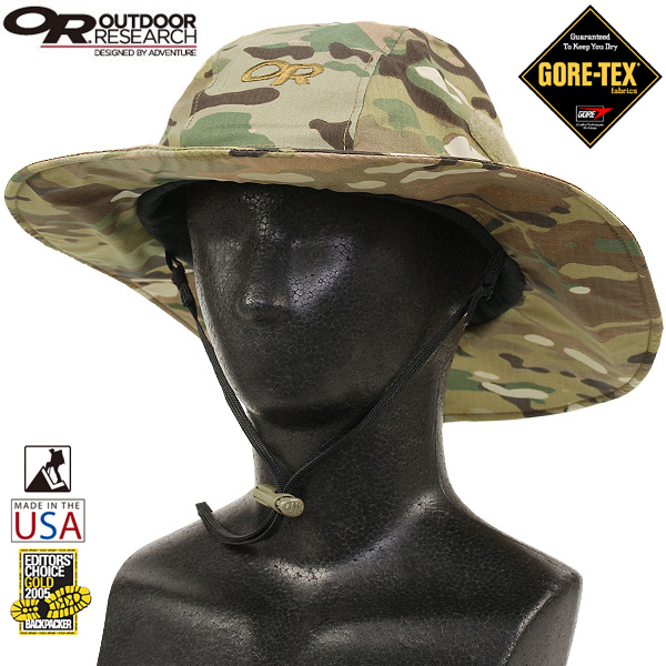 Only best selling model MultiCam color OUTDOOR RESEARCH outdoor Research  Seattle Sombrero (hat) MultiCam American Backpacker magazine s 2005 Gold ... 630095d03bc