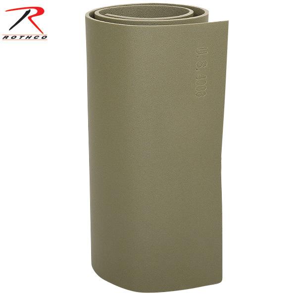 割引クーポン対象!ROTHCO ロスコ  G.I.スリーピングマット 湿気に強く、体と寝袋を保護 アウトドアに最適ですし、 防災グッズとして備えておくのもお勧め
