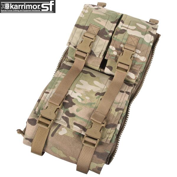 【15%OFFクーポン対象】karrimor SF カリマー スペシャルフォース Ammo Omni Side pocket Multicam【Ammo Omni Side pocket】 イギリス軍個人装備 「PLCE」互換の増設用サイドポケット【WIP03】pd
