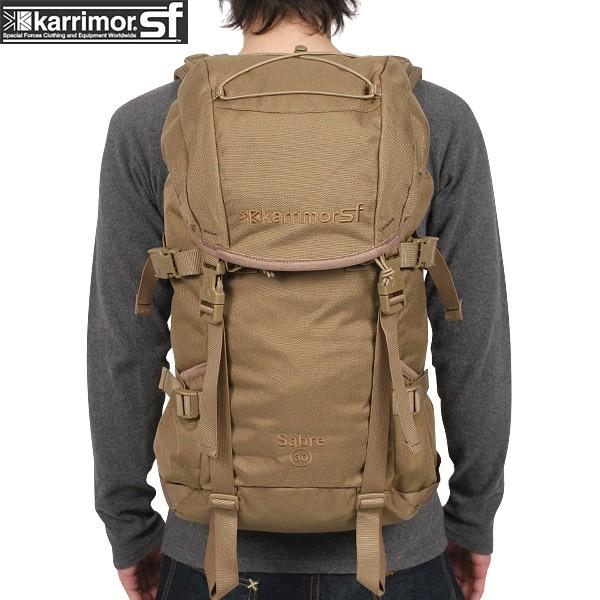 karrimor SF カリマー スペシャルフォース Sabre 30 バッグパック COYOTE 【Sabre 30】【Sx】 セイバー30 Sabre 30は軽量で実用的な設計のバッグパック 《WIP03》pd