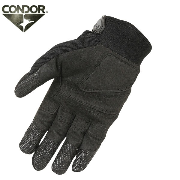 Condor Outdoor Stryker Mens Gloves Black All Sizes