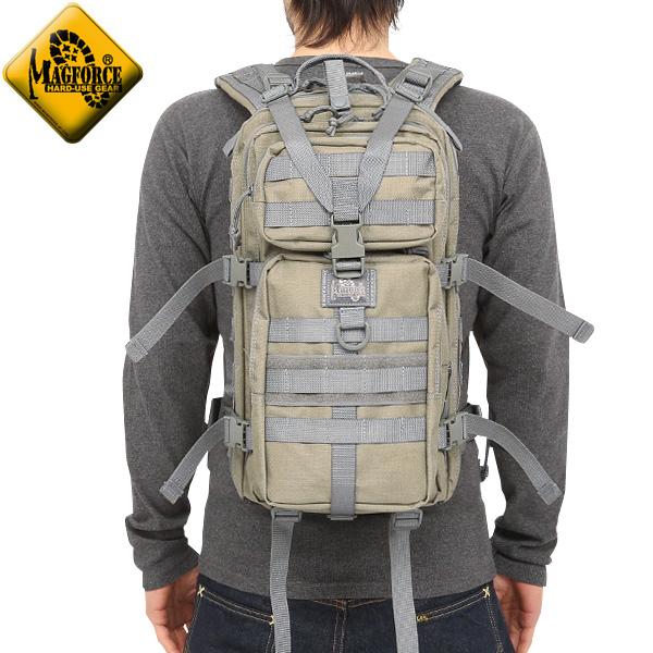 【店内10%OFFセール開催中】MAGFORCE マグフォース MF-0513 Falcon2 Backpack TAN/FGW
