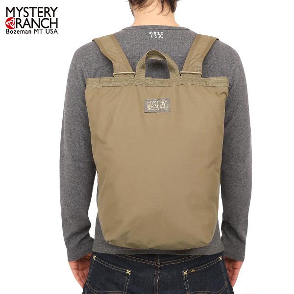 【送料無料】【正規取扱店】MYSTERY RANCH ミステリーランチ BOOTY BAG COYOTE【クーポン対象外】