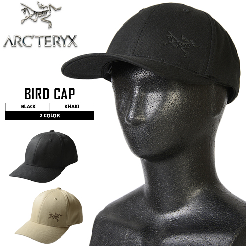 4c0a5ce04b9 ARC   TERYX Arc Teryx BIRD CAP 2 colors FLEXFIT Twill Cap with adjusters  use no optimum fit