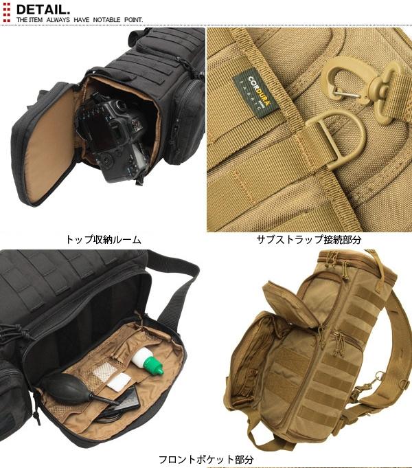 HAZARD4 危險 4 張照片偵察疏散系列戰術光學吊帶包 (照片偵察疏散戰術光學吊帶包) b/c 戰場攝影師發展