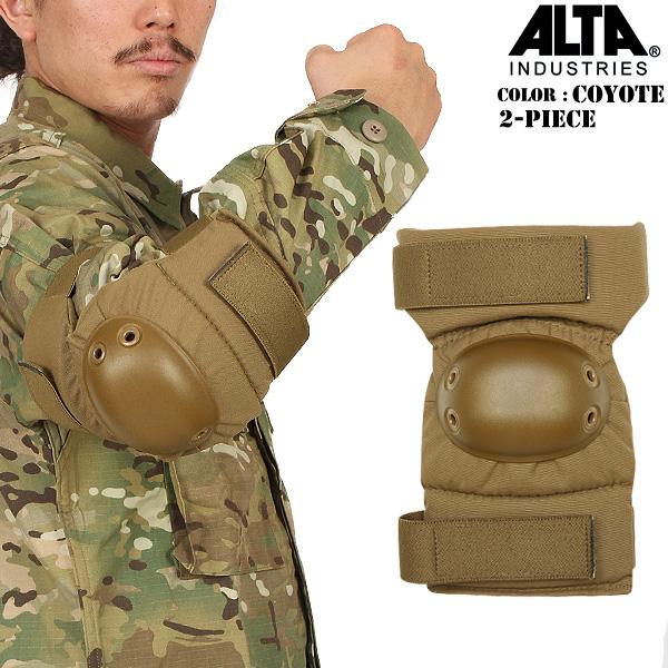 在ALTA ALTER COTOUR彎頭墊襯COYOTE美軍以及法執行機關,也被采用的防護齒輪保護力,安裝感覺一起有分界線的本店首選的防護齒輪